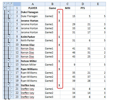 esCalc spreadsheet calculating 22
